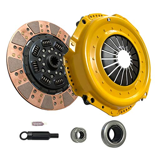 Diesel Performance Clutches - Ultim8 Stage 2 Upgraded Heavy Duty Performance Clutch Kit for Powerful & Smooth Engagement, Fits 94-98 Dodge Ram 2500 3500 5.9L Cummins Diesel (05-073-2)