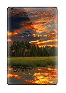 Awesome Case Cover/ipad Mini Defender Case Cover(orange Sunset)
