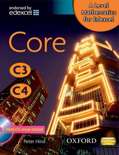 A Level Mathematics for Edexcel.. Core C3, C4 pdf