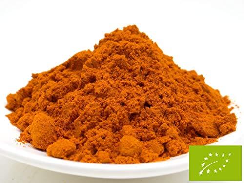 pikantum Bio Paprika delikatess | 140g | Paprikapulver | fruchtig-mildaromatisch | hoher Farbwert (ASTA 110/120)