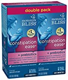 Mommy's Bliss Constipation Ease + Prebiotics, 4 Ounce Bottle (Pack of 2)