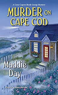 Book Cover: Murder on Cape Cod