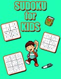 Sudoku for Kids: 4x4 6x6 9x9 Puzzle Grids, Easy Fun Kids Soduku for Growing Logic Skills. Sudoku Book for Kids, Sudoku Puzzle Books for Kids, Soduko for Kids