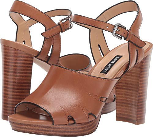 (Nine West Women's Delilah Dark Natural 6.5 M US)