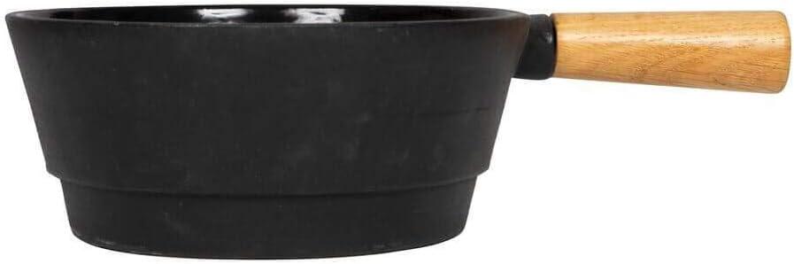 Cast Iron Black BOSKA 853551 Fondue Set Pro L