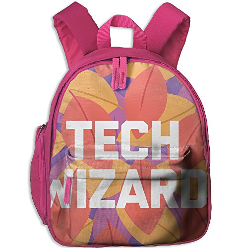 Tech Wizard Hot Sale Child Shoulder School Bag School Backpack Satchel For Teens Boys Girls Students (Wizard Staff For Sale)