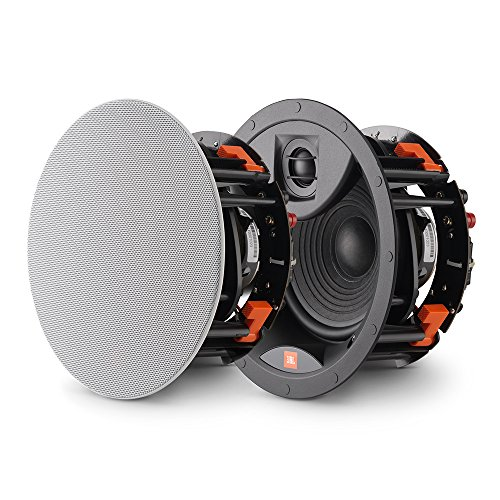 """Leviton LAE6C Architectural Edition Powered by JBL 6.5"""" in-Ceiling Speaker"""