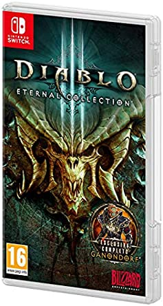 Diablo III Eternal Collection - Nintendo Switch [Importación italiana ...