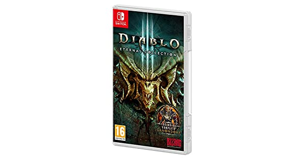 Diablo III Eternal Collection - Nintendo Switch [Importación ...