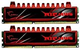 G.Skill 8GB (2 x 4GB) DDR3 PC3-12800 1600MHz Ripjaws Series (9-9-9-24) Dual Channel kit (F3-12800CL9D-8GBRL)