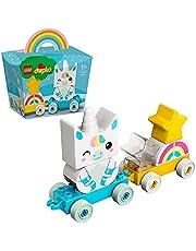 LEGO 10953 DUPLO Eenhoornspeelgoed Mijn Eerste Bouwset met Kleurrijke Stenen voor Kinderen 1.5 Jaar en Ouder