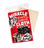 Miracle Cloth Extra Large All Purpose Polishing Towel 9x12 Real Coconut Oil