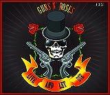 Guns N' Roses - Live And Let Die: 4 Disc Set