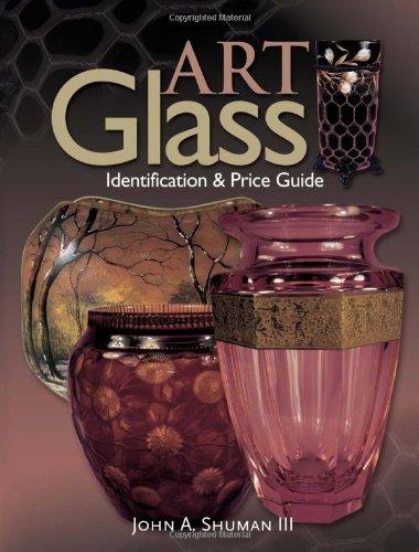 Art Glass: Identification & Price Guide pdf epub