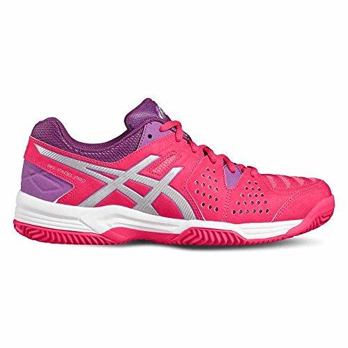 Orchid Pink padel Diva Silver Women Pro Gel 40m 3 Asics Tennis Sg pv11O4