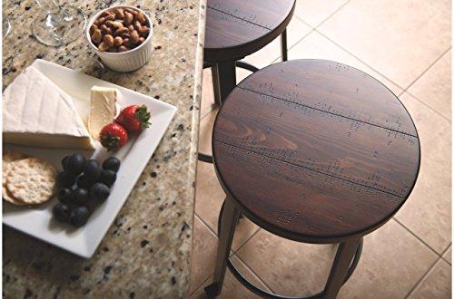 Ashley Furniture Signature Design Challiman Bar Stool