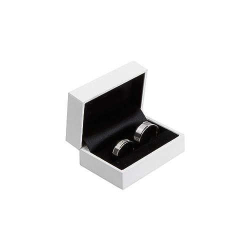 Trau Anillo funda ehringe Caja de alta calidad anillo de ...