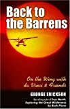 Back to the Barrens, George Erickson, 0888396422
