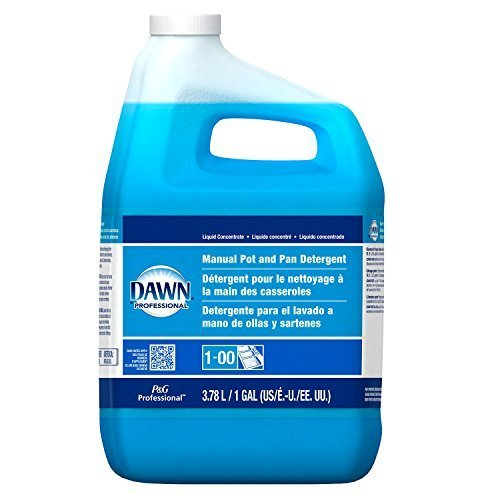 Dawn Liquid Dish Detergent, Original (4 gallons per carton) by MegaDeal by MegaDeal