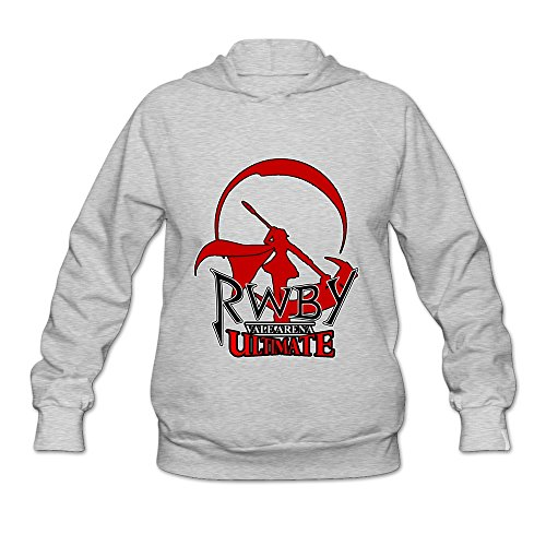 Rwby Cool Sweatshirt Design For Female Ash XXL -