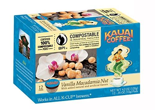 Kauai Vanilla Macadamia Single Serve