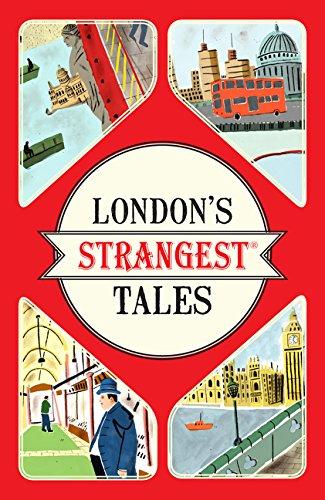 Read Online London's Strangest Tales (Strangest series) pdf