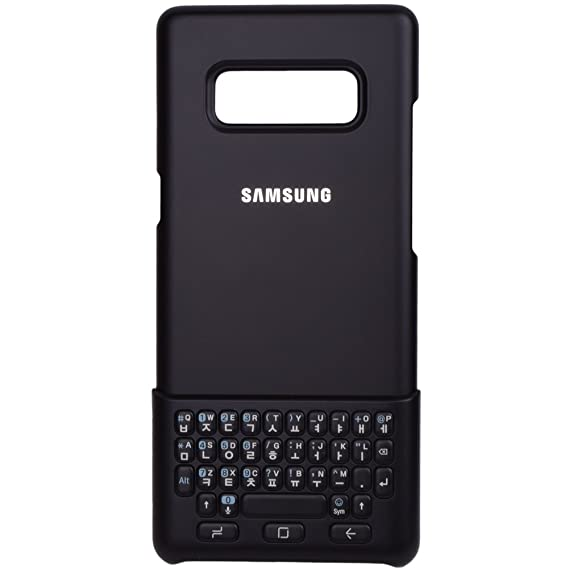 new style f92f1 56de6 Amazon.com: Samsung Note 8 Genuine Keyboard Cover Protective Case ...