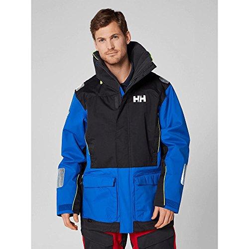 Hansen Jacket Chaqueta Azul Coastal Helly Newport Hombre SnWxxT