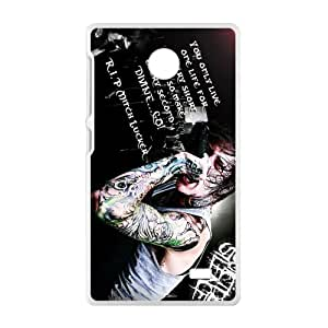 Rockband Suicide?Silence Cell Phone Case for Nokia Lumia X