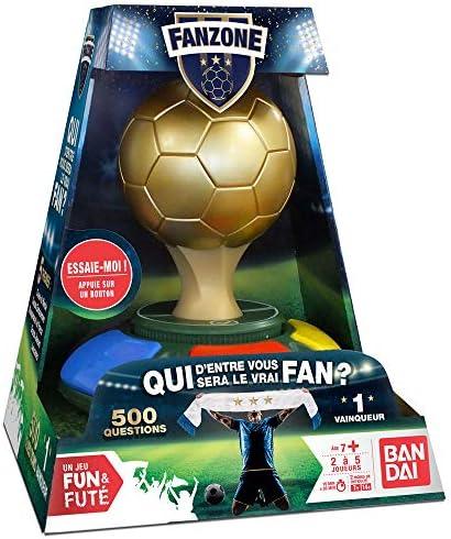 Bandai Funs & Futés-FanZone ZZ06209 - Juego de fútbol Interactivo ...
