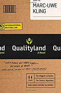 Book Cover: Qualityland