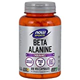 NOW Sports Beta-Alanine 750mg, 120 Capsules For Sale