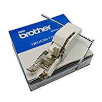 HONEYSEW Presser Foot Walking Foot for Brother Even Feed Foot SA188 F033N F033 XC2214002 Pressure Foot (SA188-Brother Open Toe Walking Foot)