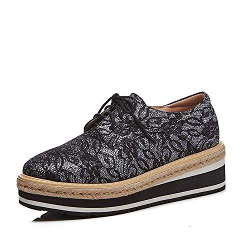 Assorted Shoes Microfiber Colors Bandage Pumps AN Black Womens DGU00893 BYqEAA