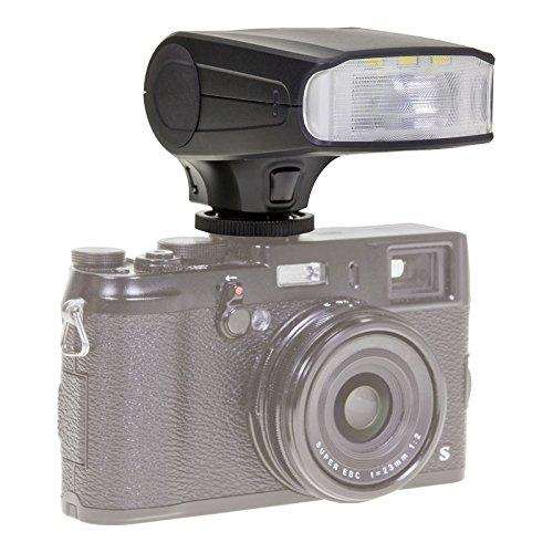 Dörr DAF-320 TTL-Aufsteckblitz (Blitzgerät, Kompaktblitz, Systemblitz) für Olympus/Panasonic-Kameras - Leitzahl 32