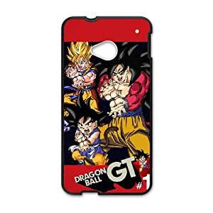 HTC One M7 Cell Phone Case Black Dragon Ball Gt With Nice Appearance 003 TJ2747254