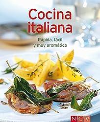 Cocina italiana: Nuestras 100 mejores recetas en un solo libro (Spanish Edition)