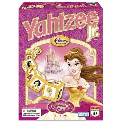 Disney Princess Yahtzee Jr. for sale  Delivered anywhere in USA