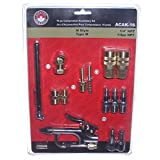Canadian Tool and Supply 16 Piece Air Tool and Compressor Accessory Kit (ACAK-16)