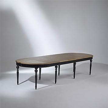 Robin Des Bois Table De Salle A Manger Aude Noire