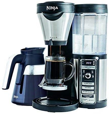 Ninja Cafetera de barra, jarra de vidrio (CF082) por SharkNinja (reacondicionado certificado): Amazon.es: Hogar