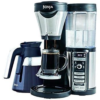 Ninja Coffee Bar Brewer, Glass Carafe (CF082) by SharkNinja (Renewed)
