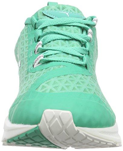 WNS Grün Vert white Mint 02 Femme Fitness de Chaussures Filtered XT Puma Ignite Leaf tqwz44