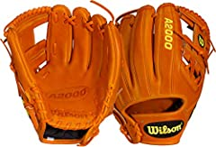 The A2000 1786 is Wilson's most popular infield pattern for a reason. Infielders can't get enough of the H-Web, flat finger binding and double lacing because they help keep the pocket shallow for quick transfers around the bag. This new take ...