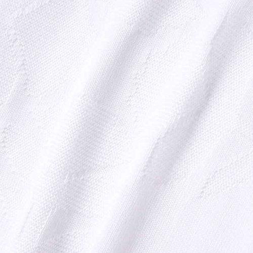 キャロウェイ(キャロウェイ) 18M レイ刺繍レフア柄クルーネックニット 241-8160503-030 (ホワイト/LL/Men's)