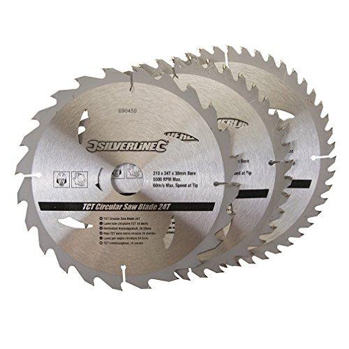 Silverline Circular Saw - 7