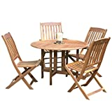 Phat Tommy Celebration Round Table with 4 spontaneity chairs For Sale