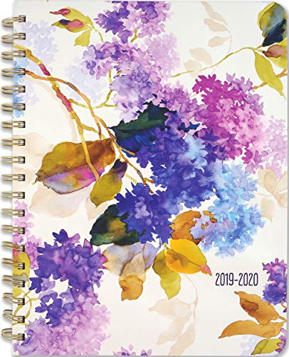 2020 Lilacs Mom's Weekly Planner (18-Month Family Calendar) (Mommy Weekly Planner)