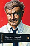 Front cover for the book Stephen Leacock by Margaret MacMillan