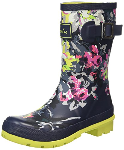 Joule Donne Molly Welly Sistema Di Pioggia Multicolore (fnvflor)